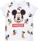 Disney Mikke Mus T-Shirt, White