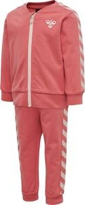 Hummel Bille Tracksuit, Faded Rose