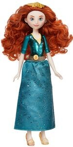 Disney Princess Royal Shimmer Merida Dukke