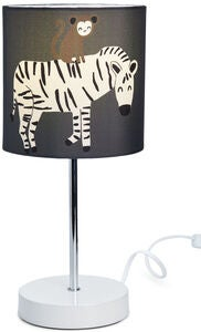 Alice & Fox Bordlampe, Zebra