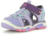Leaf Halmby Blinkende Sandal, Light Lilac