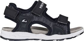 Viking Anchor Sandal, Navy
