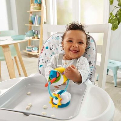 Fisher-Price Aktivtetsleke med Sugekopp, Fly