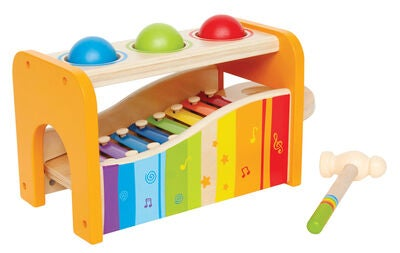Hape Pound And Tap Musikkbenk