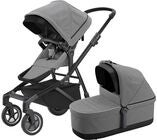 Thule Sleek Duovogn, Black/Grey Melange