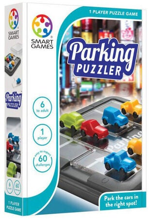SmartGames Spill Parking Puzzler