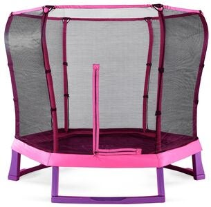 Plum Junior Jumper Trampoline, Rosa/Lilla