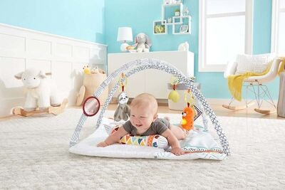 Fisher-Price Core Perfect Sense Deluxe Babygym