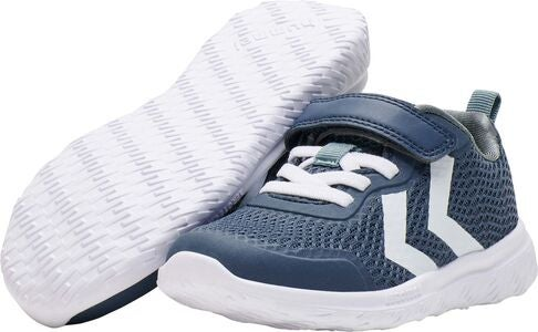 Hummel Actus ML Jr Sneaker, Navy