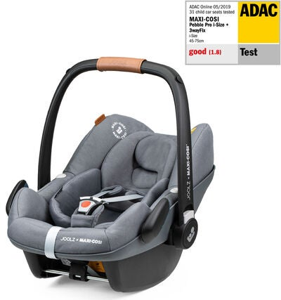 Joolz MC Pebble Proi-Size Babybilstol, Grey