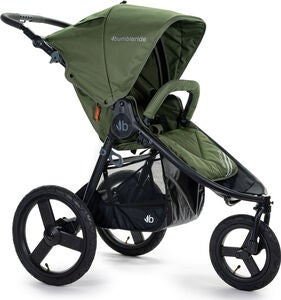 Bumbleride Speed Joggevogn, Olive Green