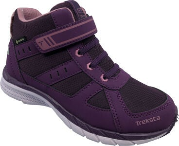 Treksta Trail Mid Jr GTX Sneaker, Purple