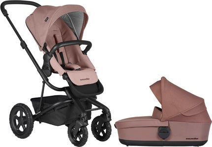 EasyWalker Harvey² All-Terrain Duovogn, Desert Pink