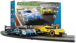 Scalextric Racerbane Ginetta Racers Set