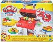 Play-Doh Kitchen Creations Grill 'n Stamp Lekeleire