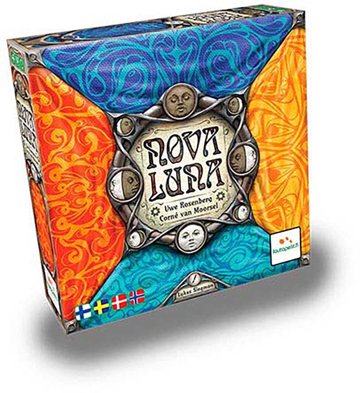 Nova Luna – brettspill om nymånen