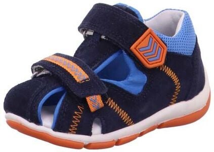Superfit Freddy Sandal, Blue