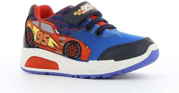Disney Cars 3 Blinkende Sneakers, Blue