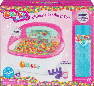 Orbeez Fotmassage Soothing Spa