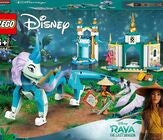 LEGO Disney Princess 43184 Raya og Dragen Sisu