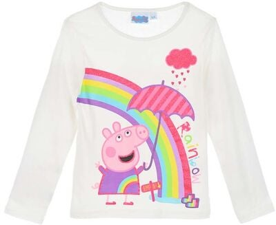 Peppa Gris T-Shirt, Off White