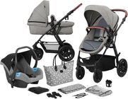 Kinderkraft XMOOV 3-in-1 Travelsystem, Grey