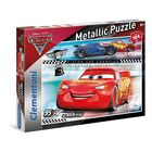 Disney Cars 3 Puslespill Piston Cup Champion Metallic
