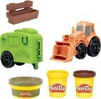 Play-Doh Lekeleire Wheels Traktor