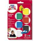 Creativ Company FIMO Kids Clay Standardfarger