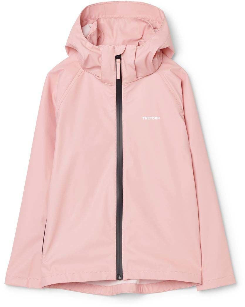Tretorn Kids Packable Regnsett, Light Rose