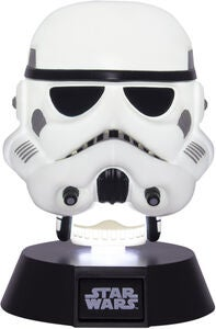 Star Wars Stormtrooper Icon Light BDP Nattlampe