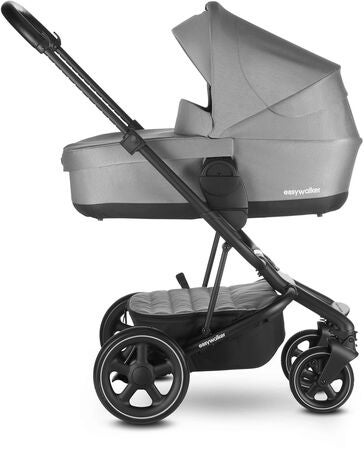 Easywalker Harvey 2 Premium Liggedel, Moonstone Grey