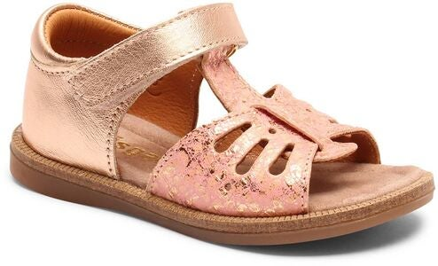 Bisgaard Cannie Sandal, Rose Gold