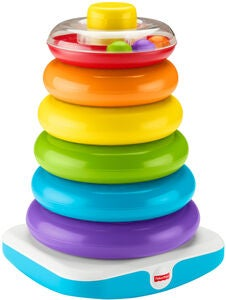 Fisher-Price Giant Rock-a-Stack Aktivitetsleke