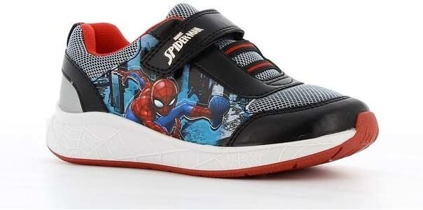 Marvel Spider-Man Sneakers, Black