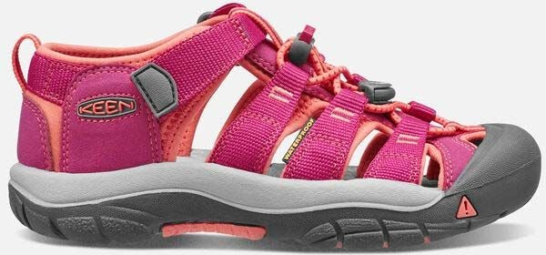 KEEN Newport H2 Sandal, Very Berry/Fusion