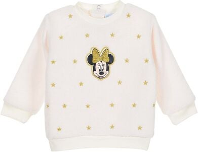 Disney Minni Mus Genser, Off White