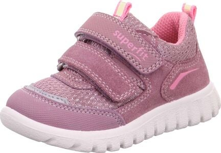 Superfit Sport7 Mini Sneaker, Pink