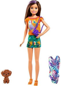 Barbie Dukke Chelsea Med Skipper, The Lost Birthday