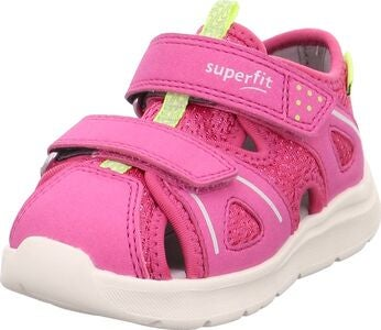 Superfit Wave Sandal, Pink