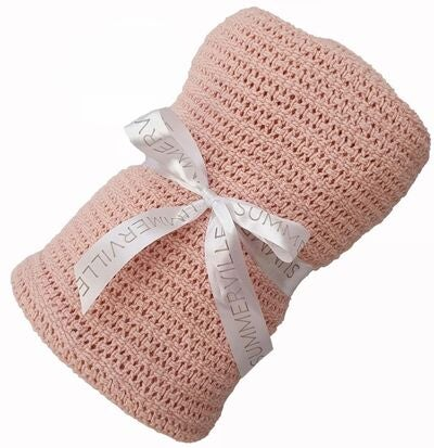 Summerville Babyteppe, Dusty Rose