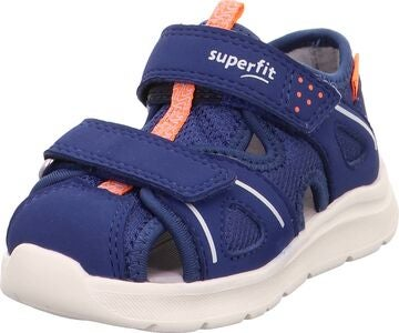 Superfit Wave Sandal, Blue