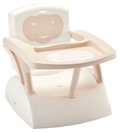 Thermobaby Booster Spisestol, Sandy Brown