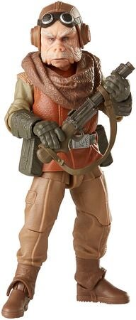 Star Wars The Black Series Figur, The Mandolorian Kuiil