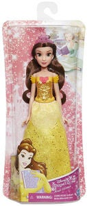 Disney Princess Shimmer Dukke Belle