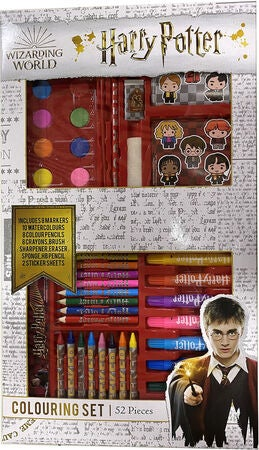 Harry Potter Malesett, 52 Deler