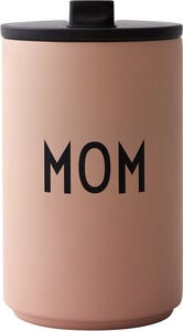 Design Letters Termoskrus Mom, Nude