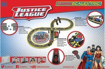 Scalextric Micro Racerbane Justice League