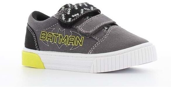 Batman Blinkende Sneaker, Dark Grey/Black