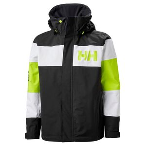 Helly Hansen Salt Port Skalljakke, Ebony